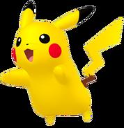 Art Pikachu HOME
