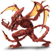 Art Ridley rouge Ultimate