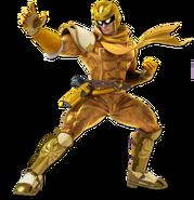 Art Captain Falcon jaune Ultimate
