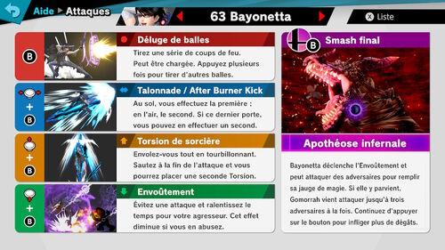 Attaques Bayonetta Ultimate.jpg