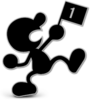 Art Mr. Game & Watch Ultimate