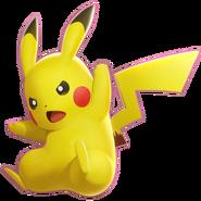 Art Pikachu Unite