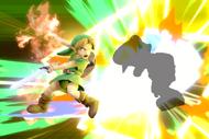 Link enfant Frappe Triforce Ultimate.png