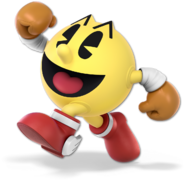 Art Pac-Man blanc Ultimate