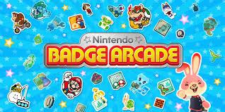 Univers Nintendo Badge Arcade