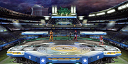 Stade de King of Fighters CB Ultimate