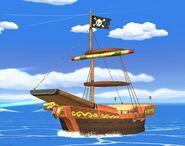 Vaisseau Pirate Brawl