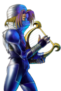 Sheik Harpe OoT