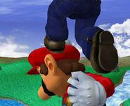 Luigi Melee Profil 1