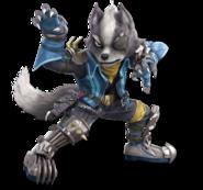 Art Wolf bleu Ultimate