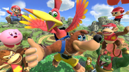 Félicitations Banjo & Kazooie Ultimate