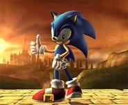 Sonic Profil Brawl 3