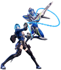 Art Héroïne & Sword Legion Astral Chain.png