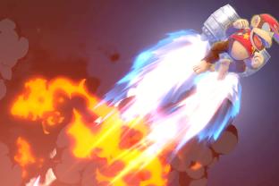 Super Rapido Rocket