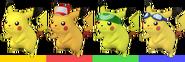 Pikachu Palette (SSBB)