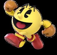 Art Pac-Man jaune Ultimate