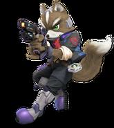 Art Fox noir Ultimate