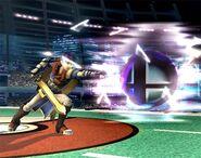 Ike Smash final Brawl 1