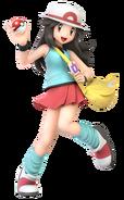 Art Dresseuse de Pokémon Ultimate