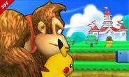 Donkey Kong SSB4 Profil 10