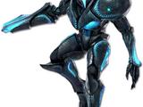Samus sombre (Ultimate)