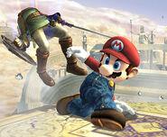 Mario Profil Brawl 2