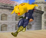 Pikachu Melee Profil 4
