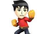 Boxeur Mii (3DS / Wii U)