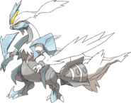 Art Kyurem Blanc NB2