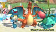 Félicitations Dresseur de Pokémon Brawl Classique