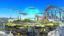 Image illustrative de l'article Vaste Champ de Bataille (Wii U)