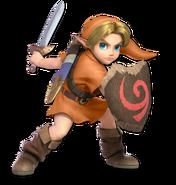 Art Link enfant orange Ultimate