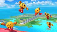 Félicitations Pac-Man U Classique