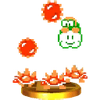 Trophée Lakitu et Hériss 3DS.png