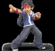 Art Dresseur de Pokémon bleu Ultimate