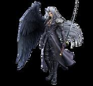 Art Sephiroth violet Ultimate