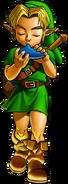 Link enfant Ocarina of Time