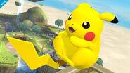 Pikachu SSB4 Profil 2