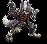 Art Wolf noir Ultimate