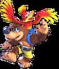 Art Banjo & Kazooie Ultimate