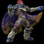 Art Ganondorf bleu Ultimate