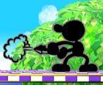 Mr. Game & Watch Melee Profil 7