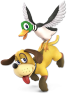 Art Duo Duck Hunt jaune Ultimate