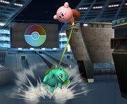 Dresseur de Pokémon attaques Brawl 9