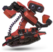 Art R.O.B. rouge Ultimate