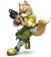 Art Fox jaune Ultimate