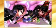 Félicitations Bayonetta 3DS All-Star