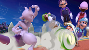 Défis Ultimate Tableau Mewtwo