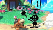 Profil Mr. Game & Watch Ultimate 5