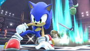 Sonic SSB4 Profil 4